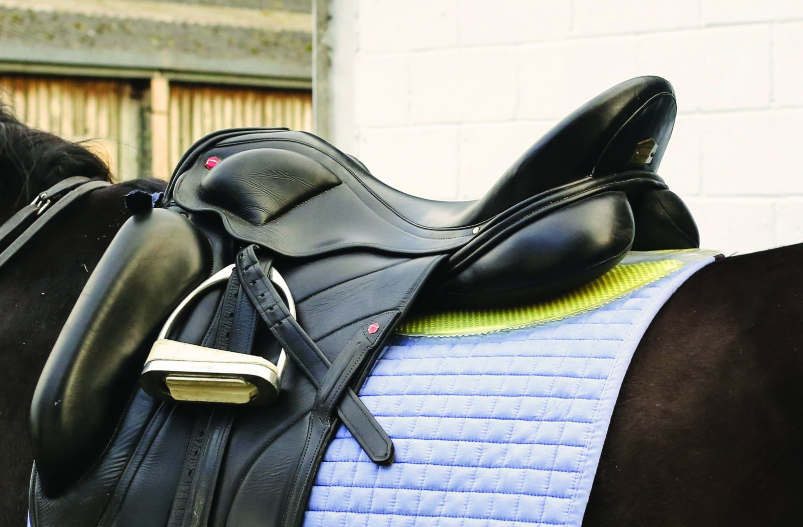 Meet Ultra-Thin VIP Equestrian Saddle Pad