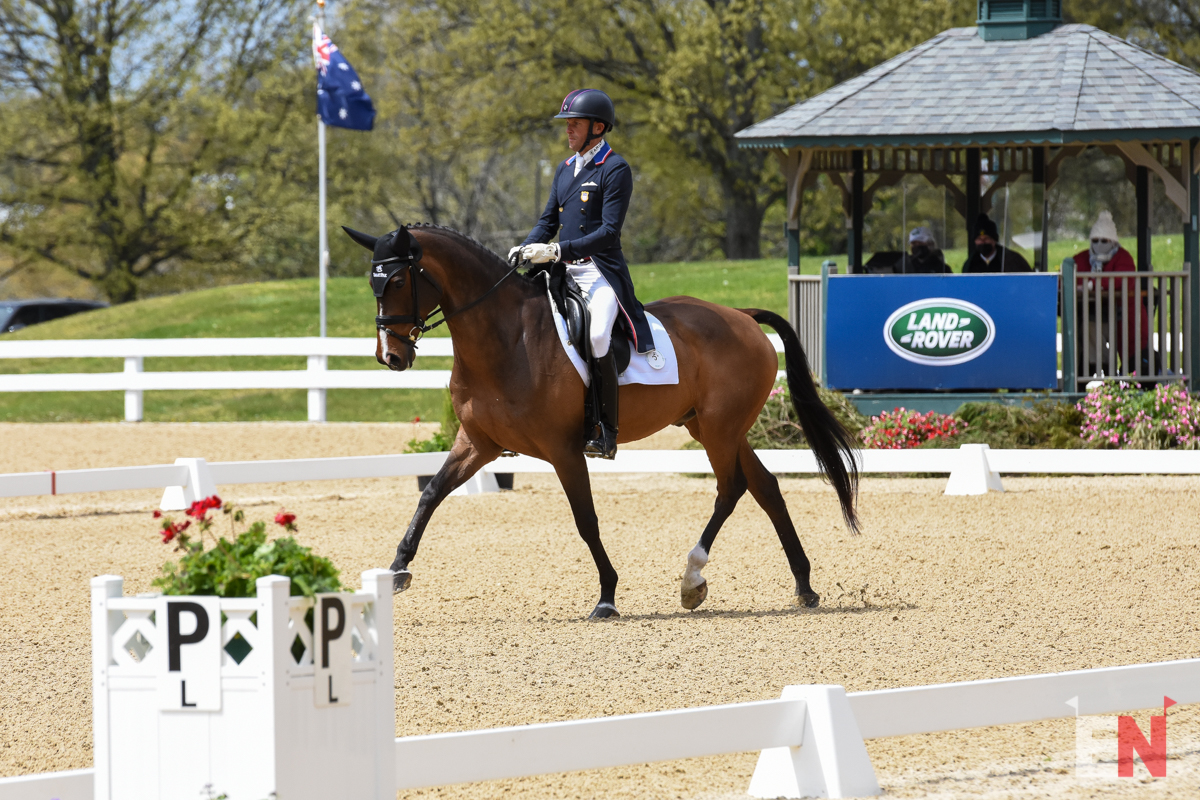Boyd Martin and Long Island T. Photo courtesy Shelby Allen