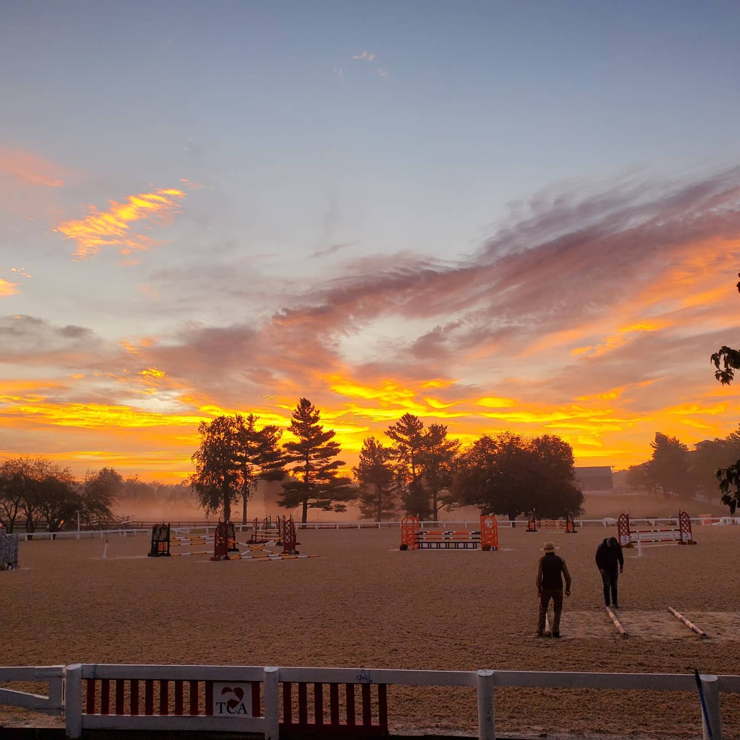 Dressage Day One News & Notes Presented by Stable View