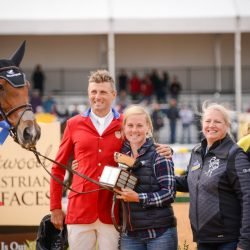Your newest 5* winner! Photo by Abby Powell.